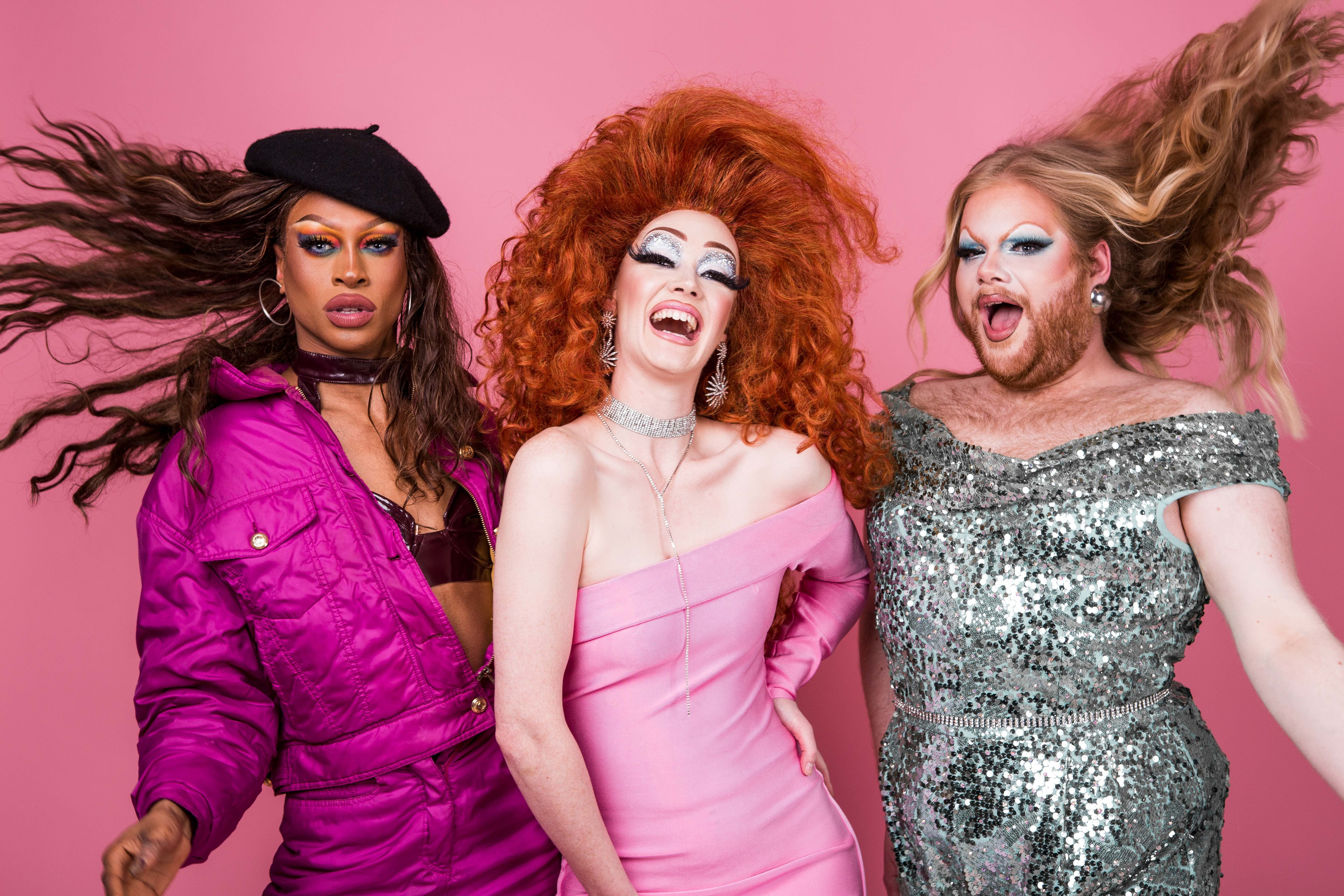 Kiki with Drag Queens @ Concrete
