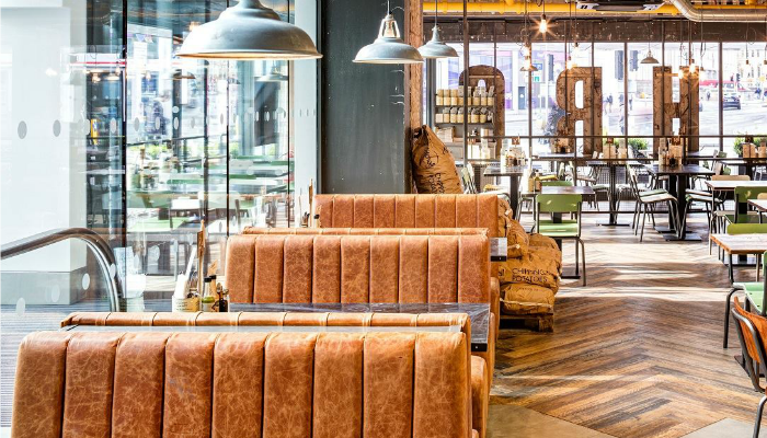 Handmade Burger Co | Vegan Junk Food | DesignMyNight