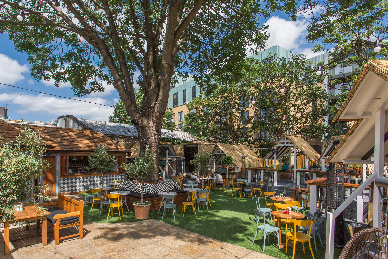 50 Amazing Beer Gardens In London Drinks In The Sun Designmynight
