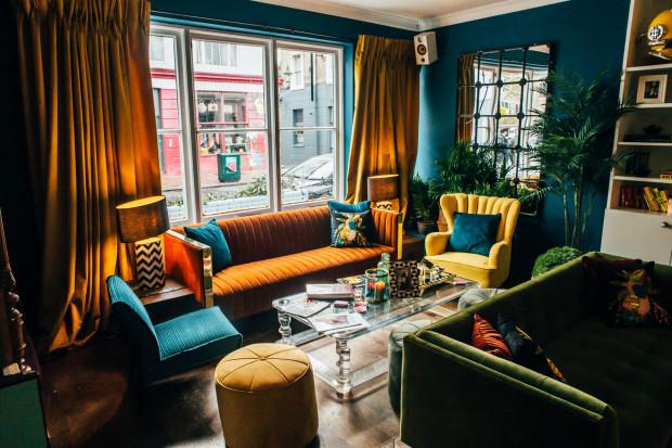 The Little Yellow Door London Bar Reviews Designmynight