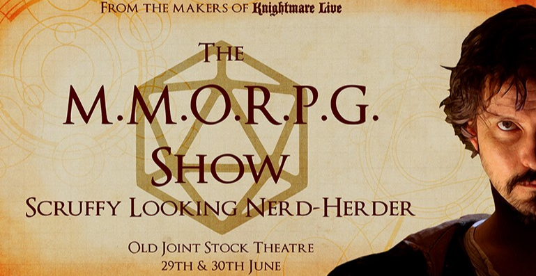 The M.M.O.R.P.G. Show - Scruffy Looking Nerd-Herder