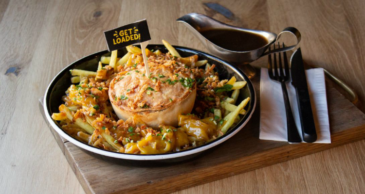 Pieminister | Vegan Junk Food | DesignMyNight