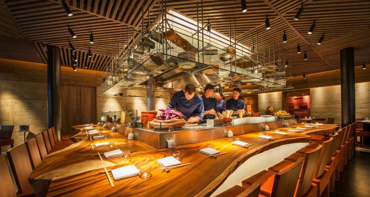 Roka Mayfair | Vegan Date Night Restaurants in London | DesignMyNight