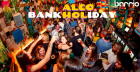 BANK ALCO-HOLIDAY WEEKENDER