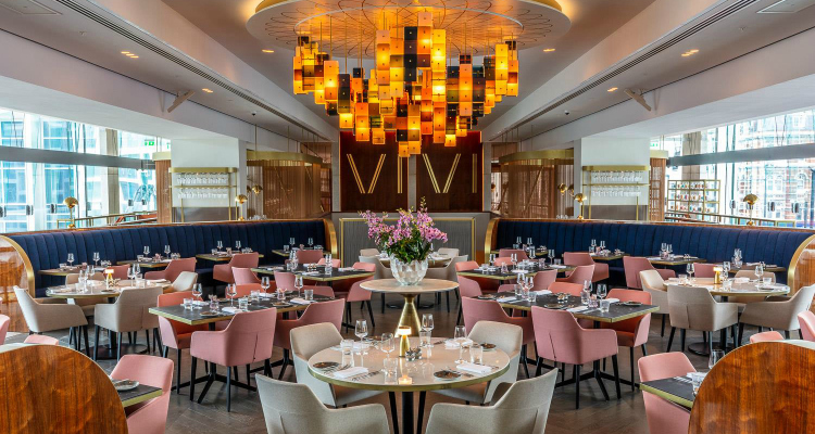 VIVI Restaurant Review | DesignMyNight