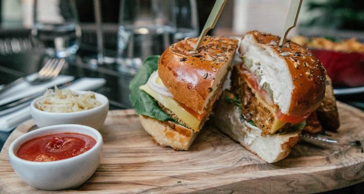 Wulf & Lamb | Vegan Date Night Restaurants in London | DesignMyNight