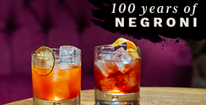 100 Years of Negroni