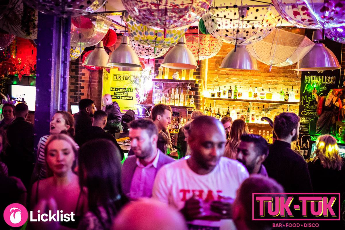 Tuk Tuk | London Restaurant Reviews | DesignMyNight