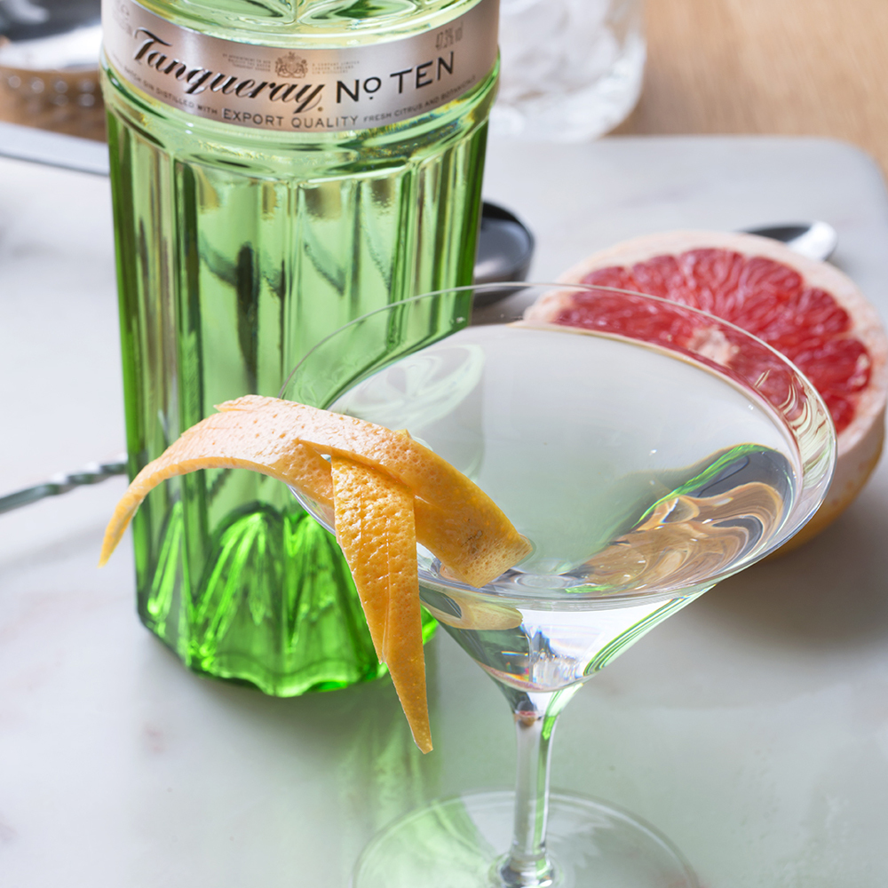 Tanqueray Gin Dinner Experience £85 per person