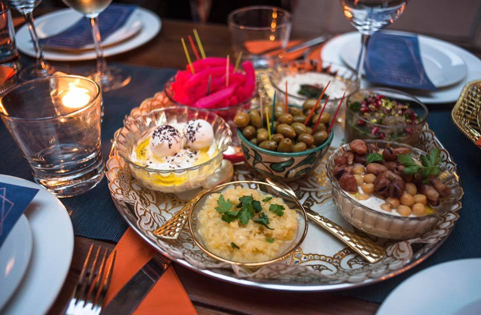 Talya's Middle Eastern Supper Club 2.0