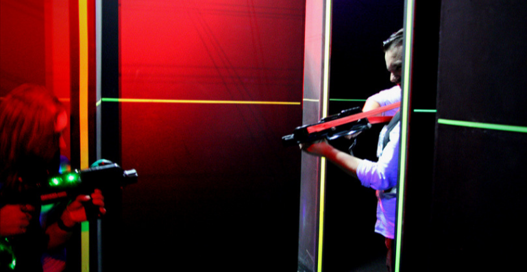 Laser Tag Nights: Laser Tag Speed Dating!