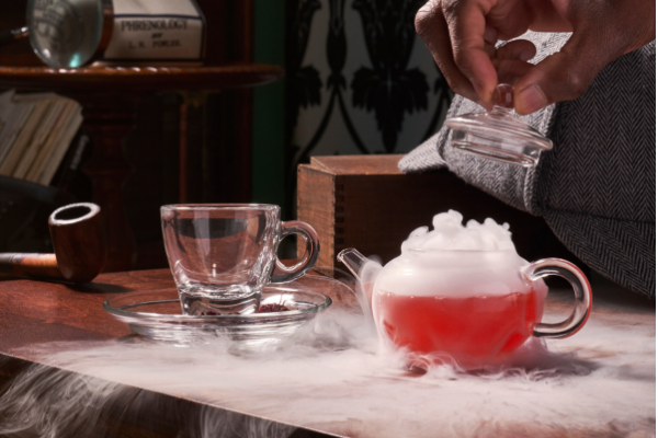 The Case of the Poisoned Chalice - An Immersive Cocktail Experience