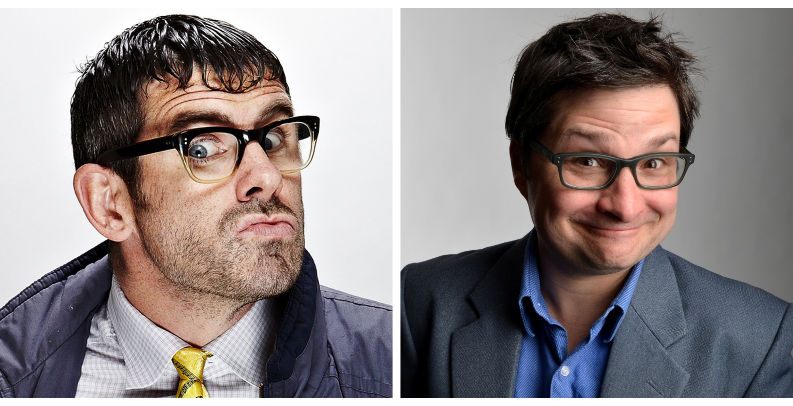 Good Ship Comedy presents Angelos Epithemiou & Erich Mcelroy