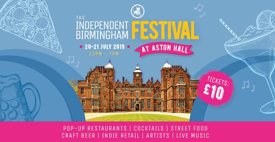 INDEPENDENT BIRMINGHAM FESTIVAL AT ASTON HALL