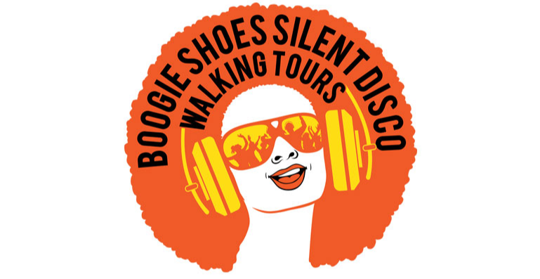 Boogie Shoes Walking Silent Disco Tours