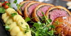 Beef Wellington Experience at Bread Street Kitchen