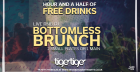 Bottomless Brunch at Tiger Tiger