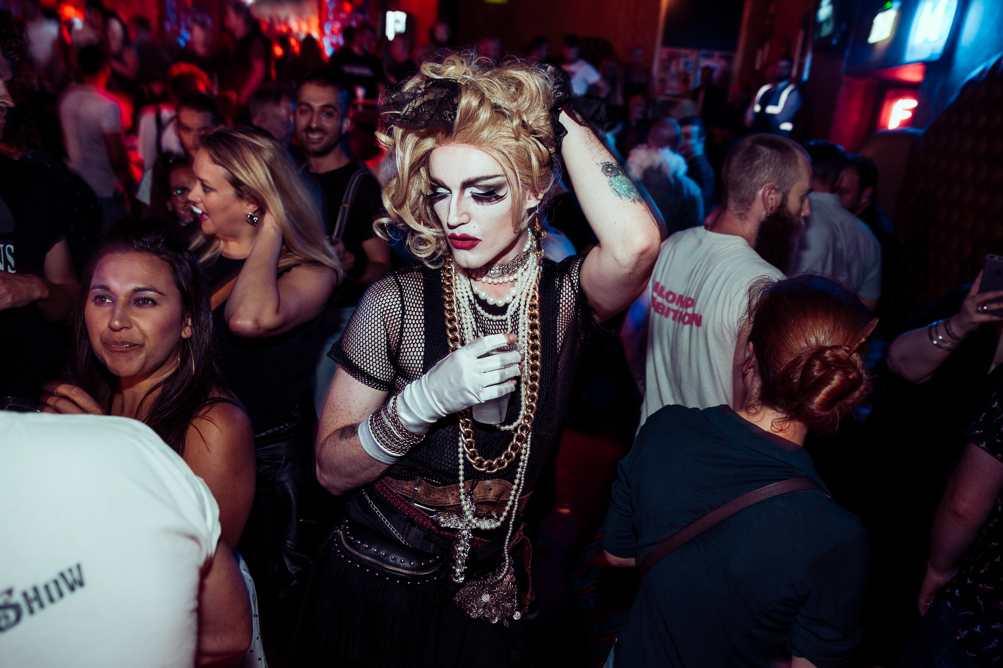 L-U-V MDNA Presents: Madame X at The Grand