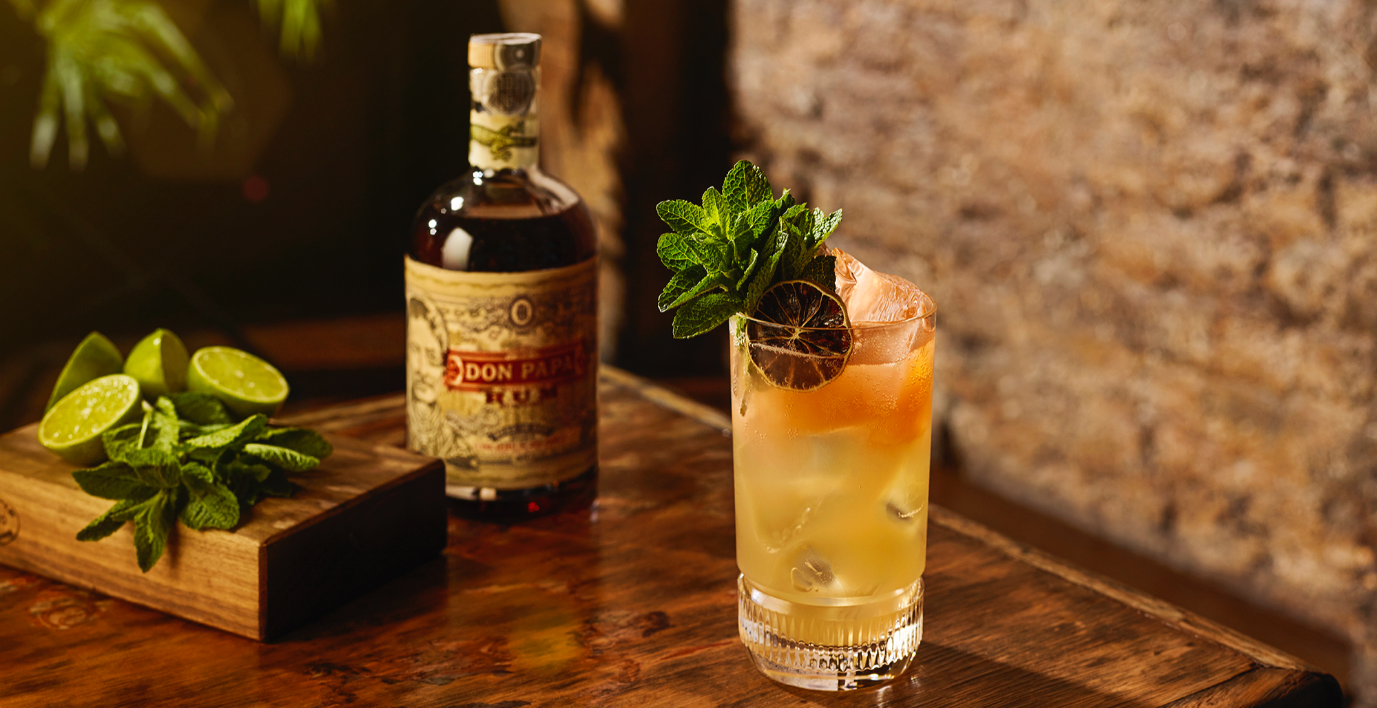 Casa Sugarlandia - Don Papa Cocktail Masterclass