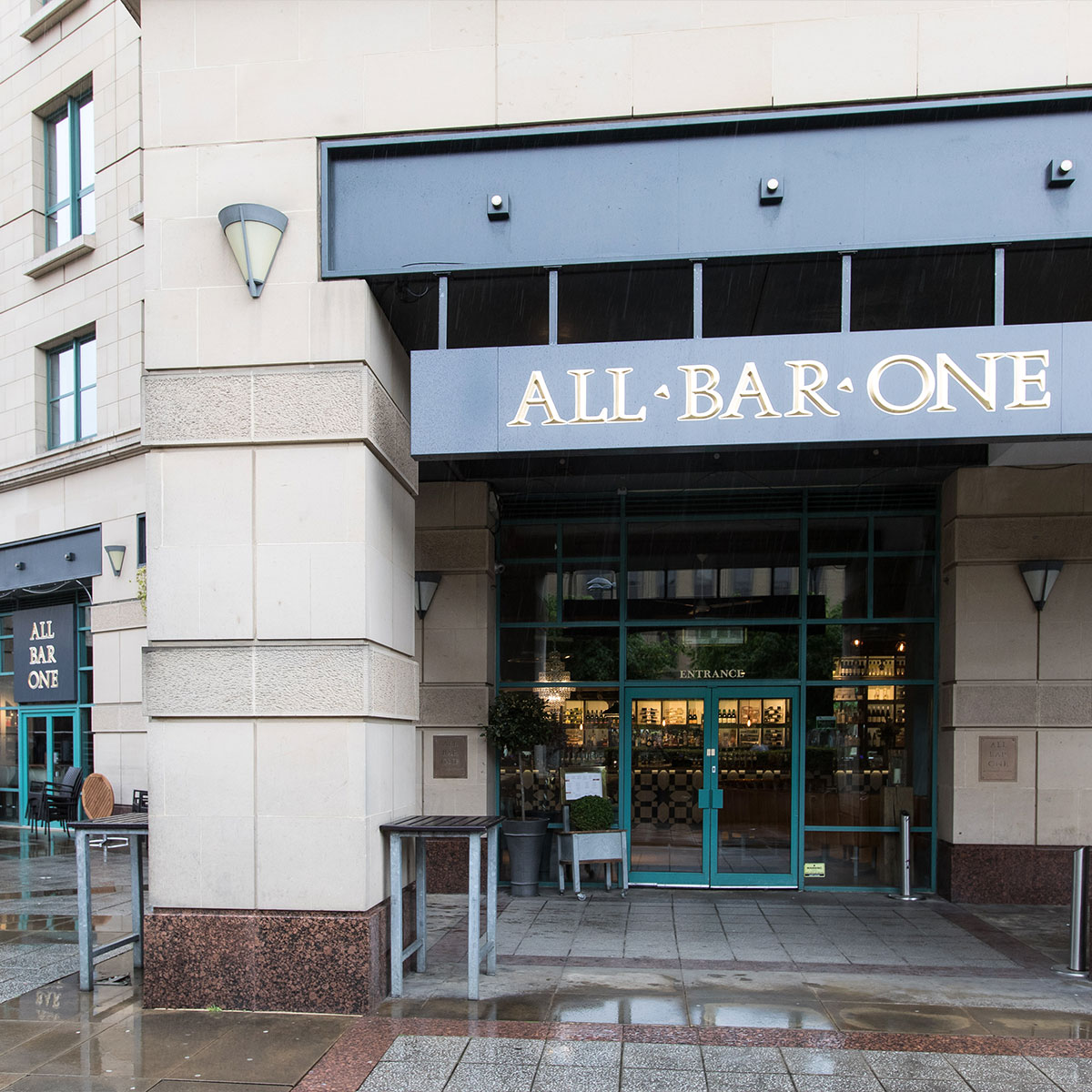 All Bar One Exchange Edinburgh
