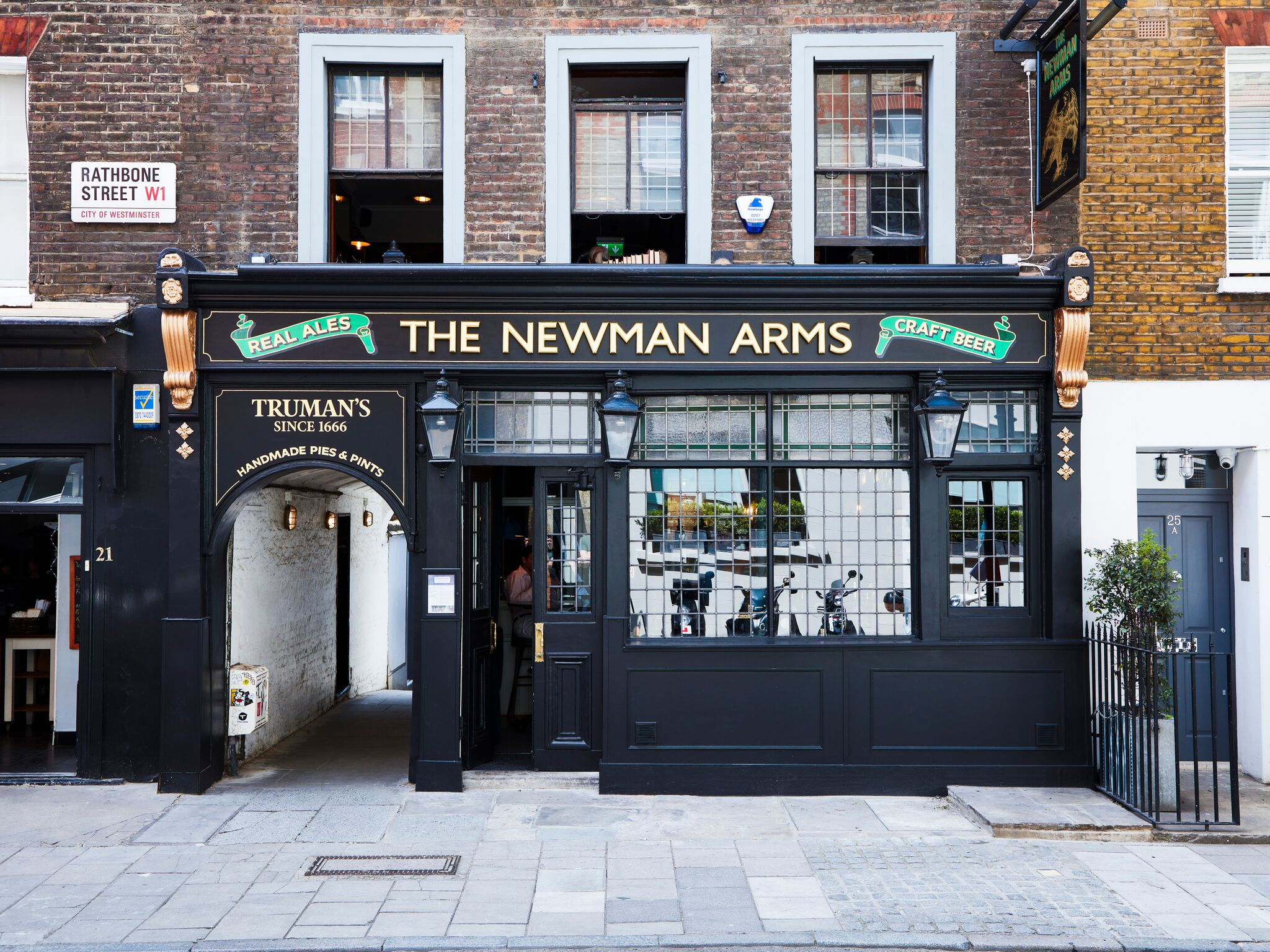 The Newman Arms