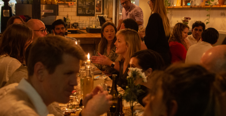 GOOCE SUPPER CLUB - 20TH JUNE @ BROTHER MARCUS, BALHAM