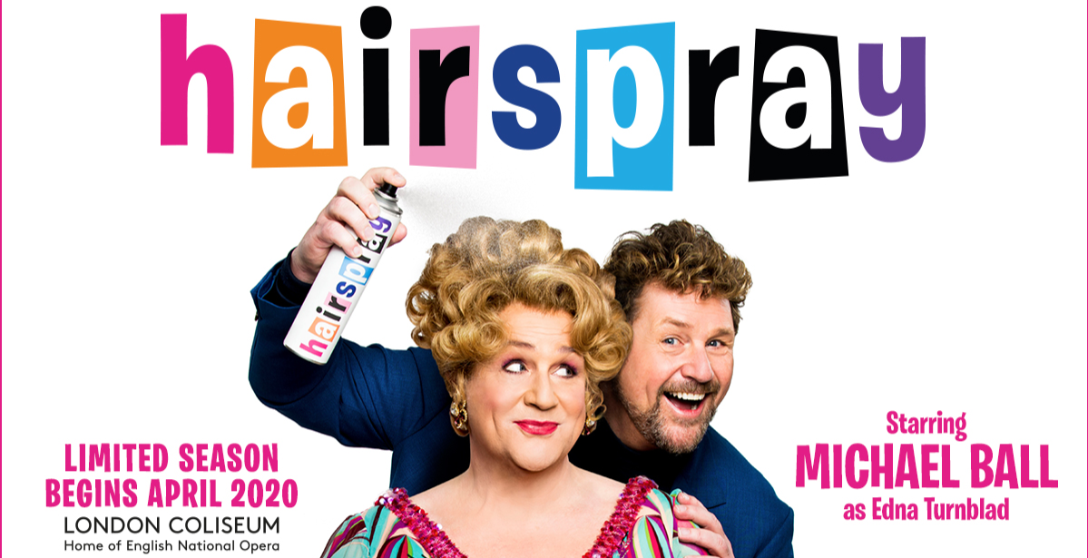 Hairspray Theatre Tickets with Pizza and Prosecco