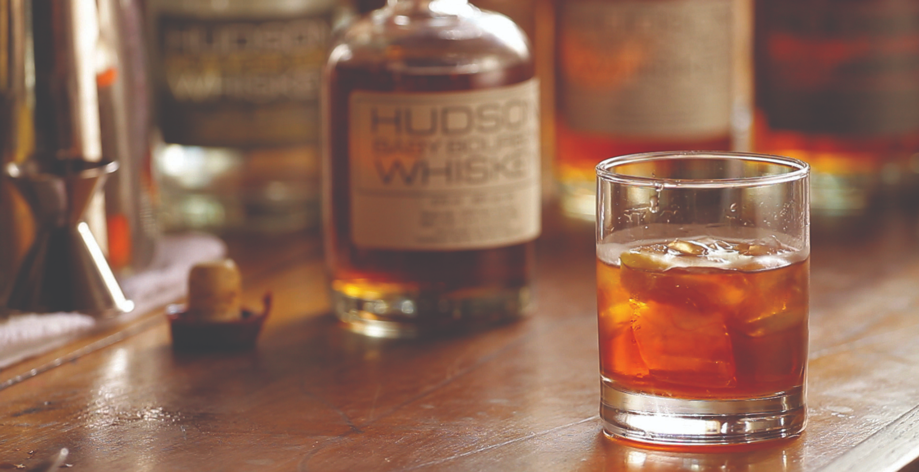 Cocktail Masterclass with Hudson Whiskey