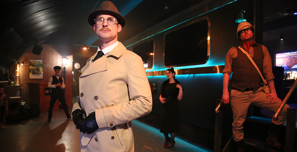 The Jewel Of The Empire: new immersive experience on The Murdér Express