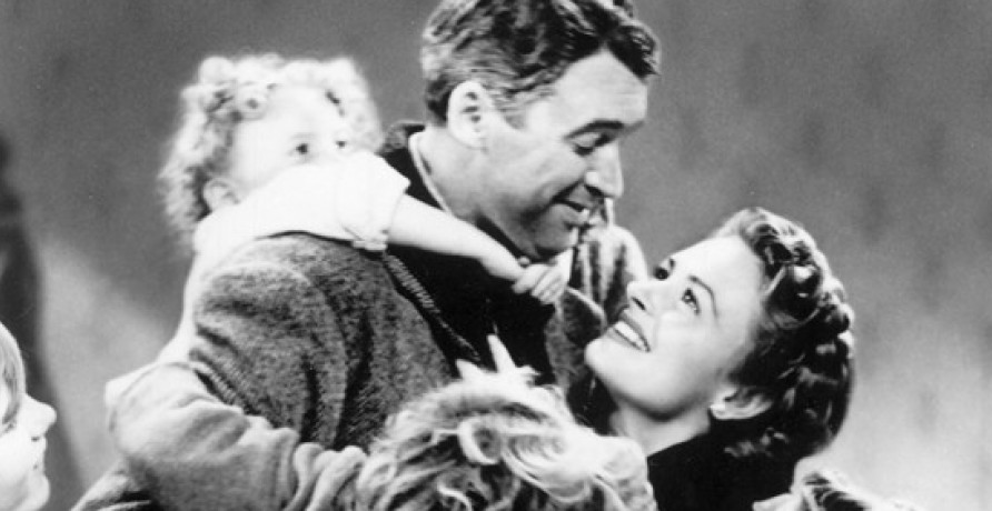 Christmas pop up cinema- It's a Wonderful Life