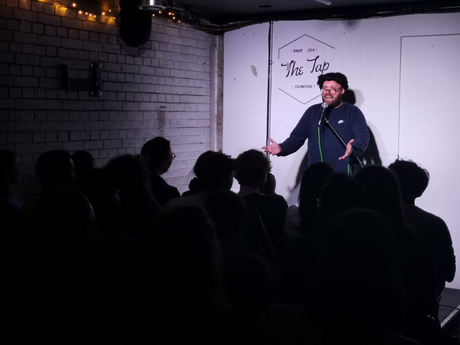 Hump Day Happy Time: Stand up comedy in Highbury & Islington