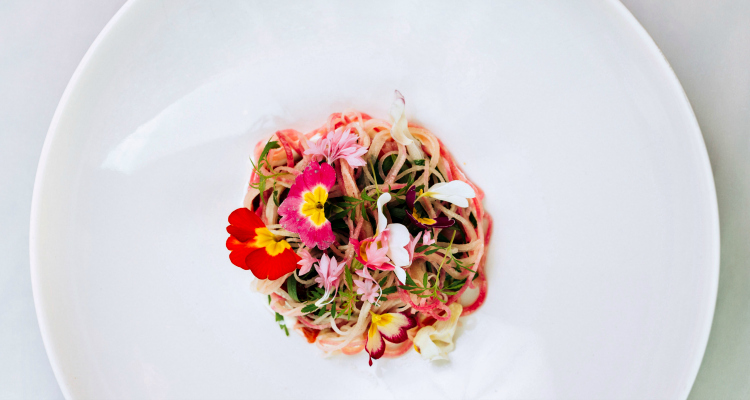 Ollie Dabbous Chelsea Flower Show