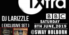 bbc1 xtra dj larizzle live @ SWAY. Central London. Sat : 8th June. Sway Bar.  £5 (No Tickets, No entry) LUV 2 PARTY