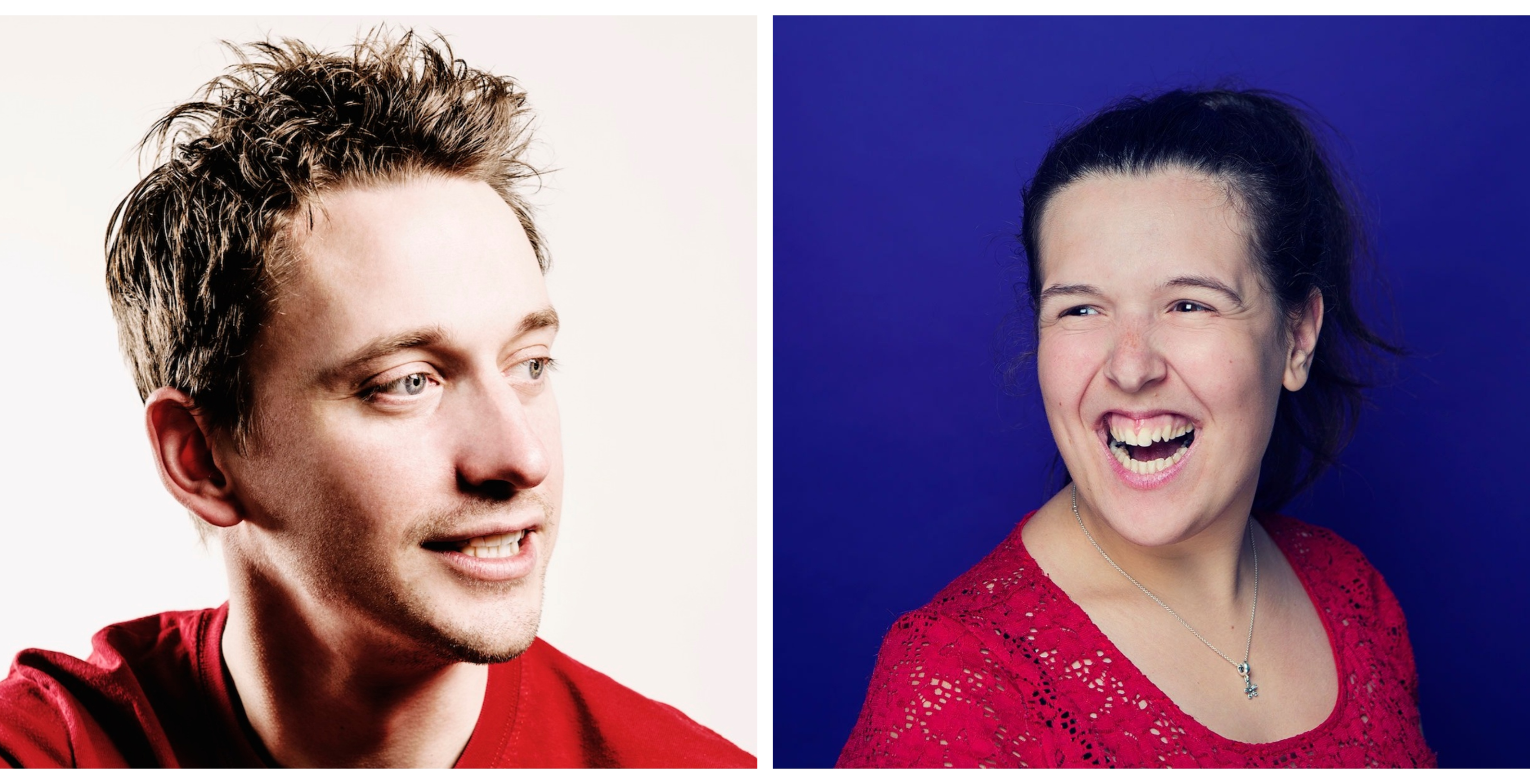 Good Ship Comedy presents John Robins & Rosie Jones