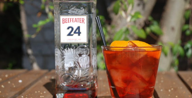 Beefeater and Monkey 47 Masterclass