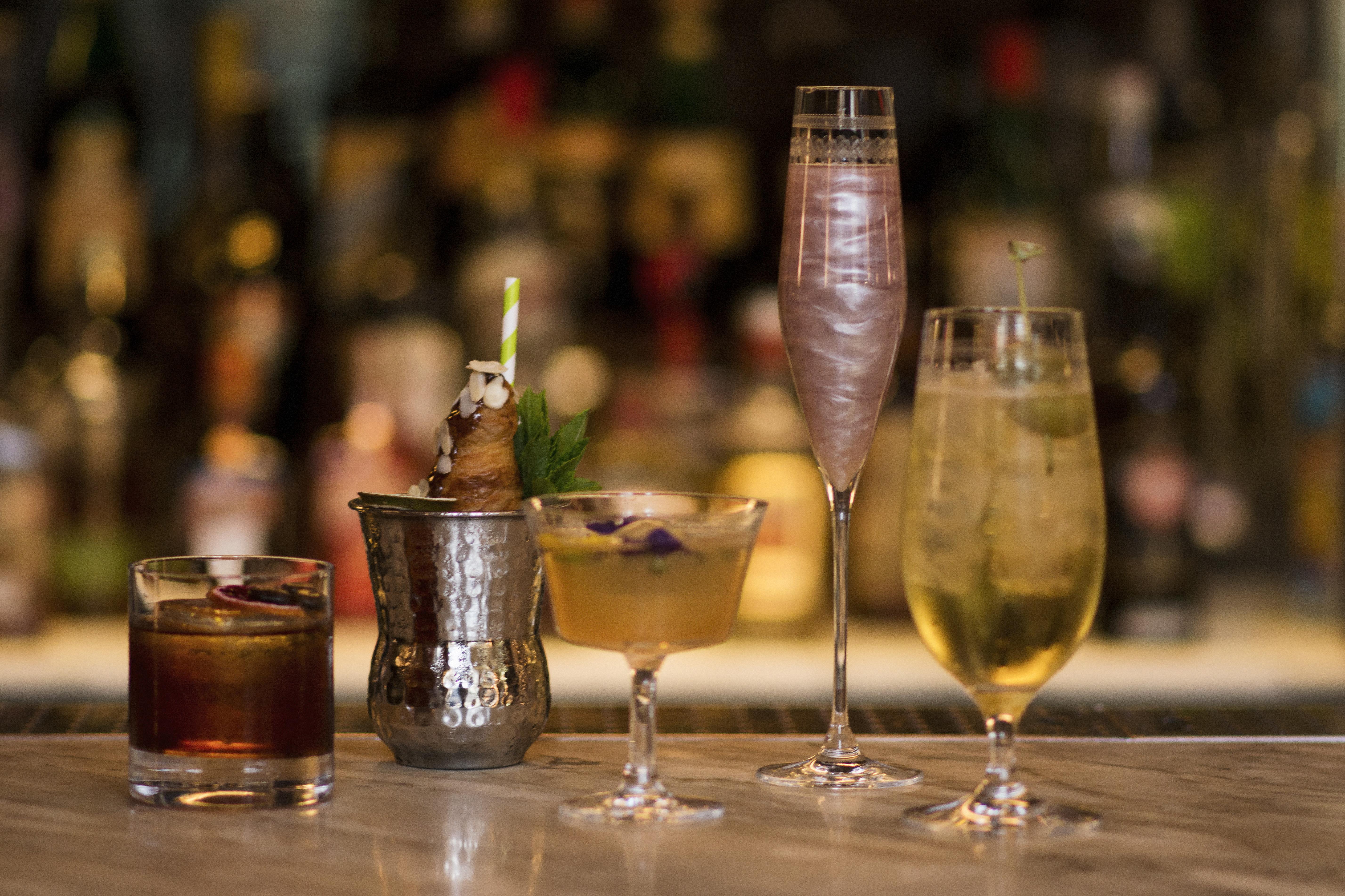 Booking Office Bar and Restaurant | London Restaurant