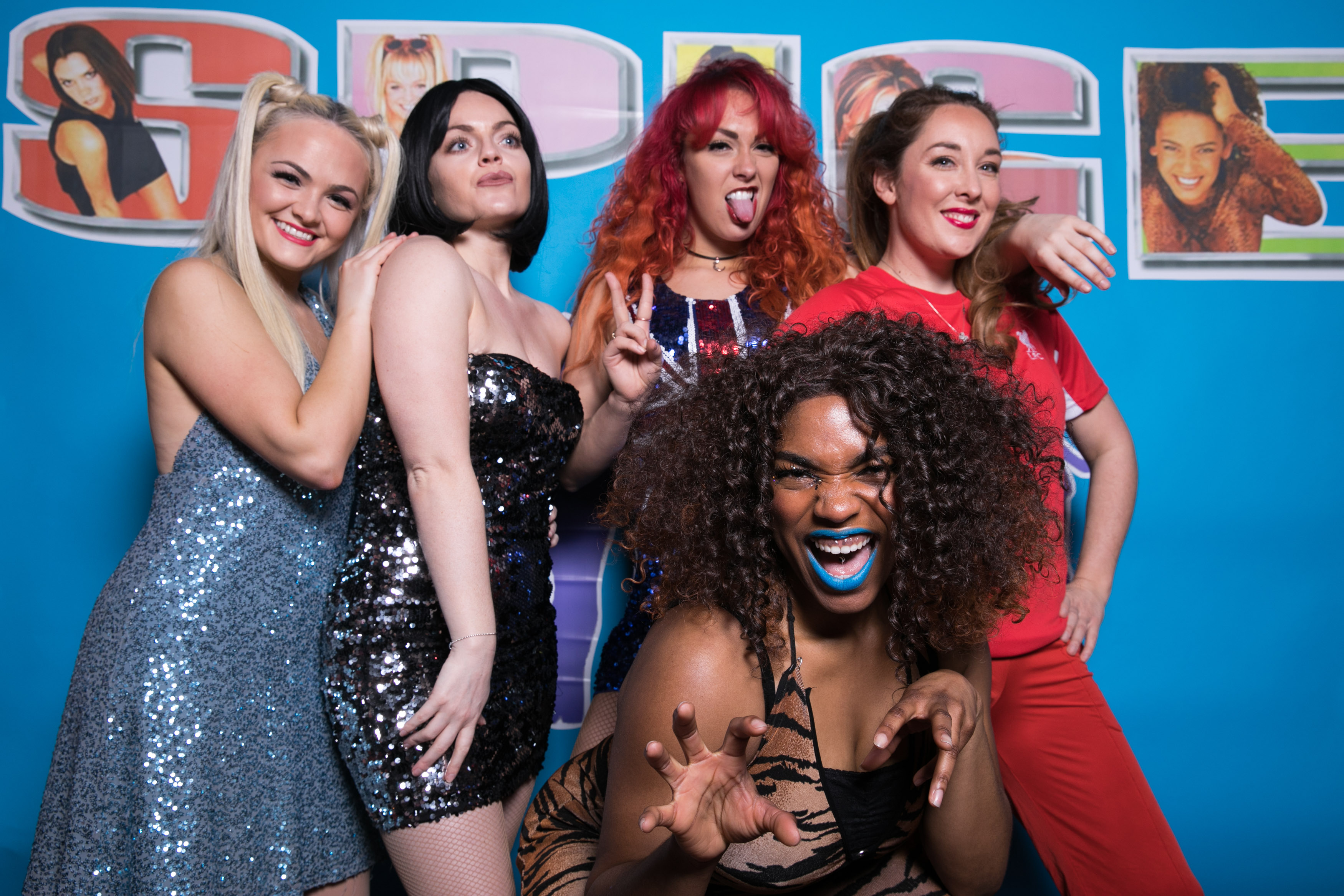 The Ultimate Spice Girls Party Feat. Spice Gals LIVE