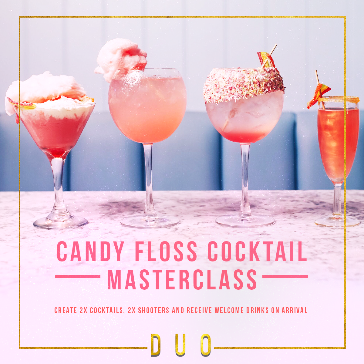 Instagram Cocktail Masterclass