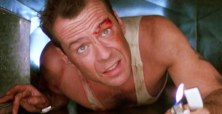 Christmas Pop up Cinema- Die Hard