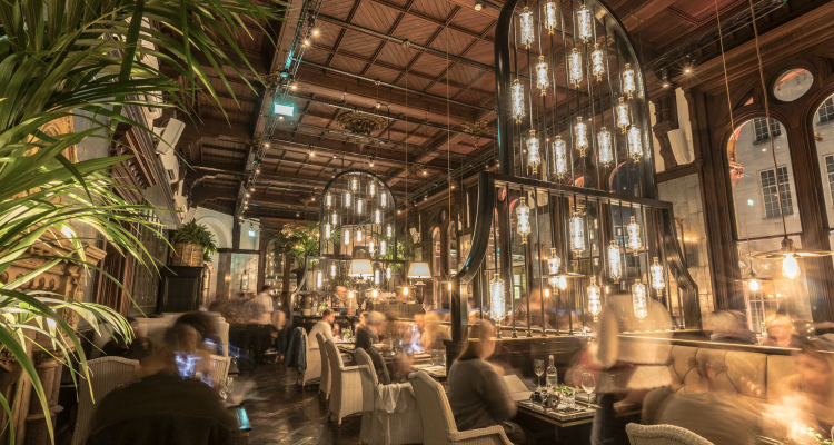 DesignMyNight Grand Pacific Restaurant Review