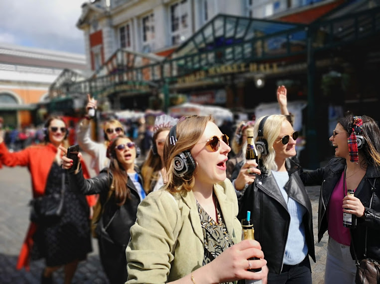 Brighton Silent Disco Tours