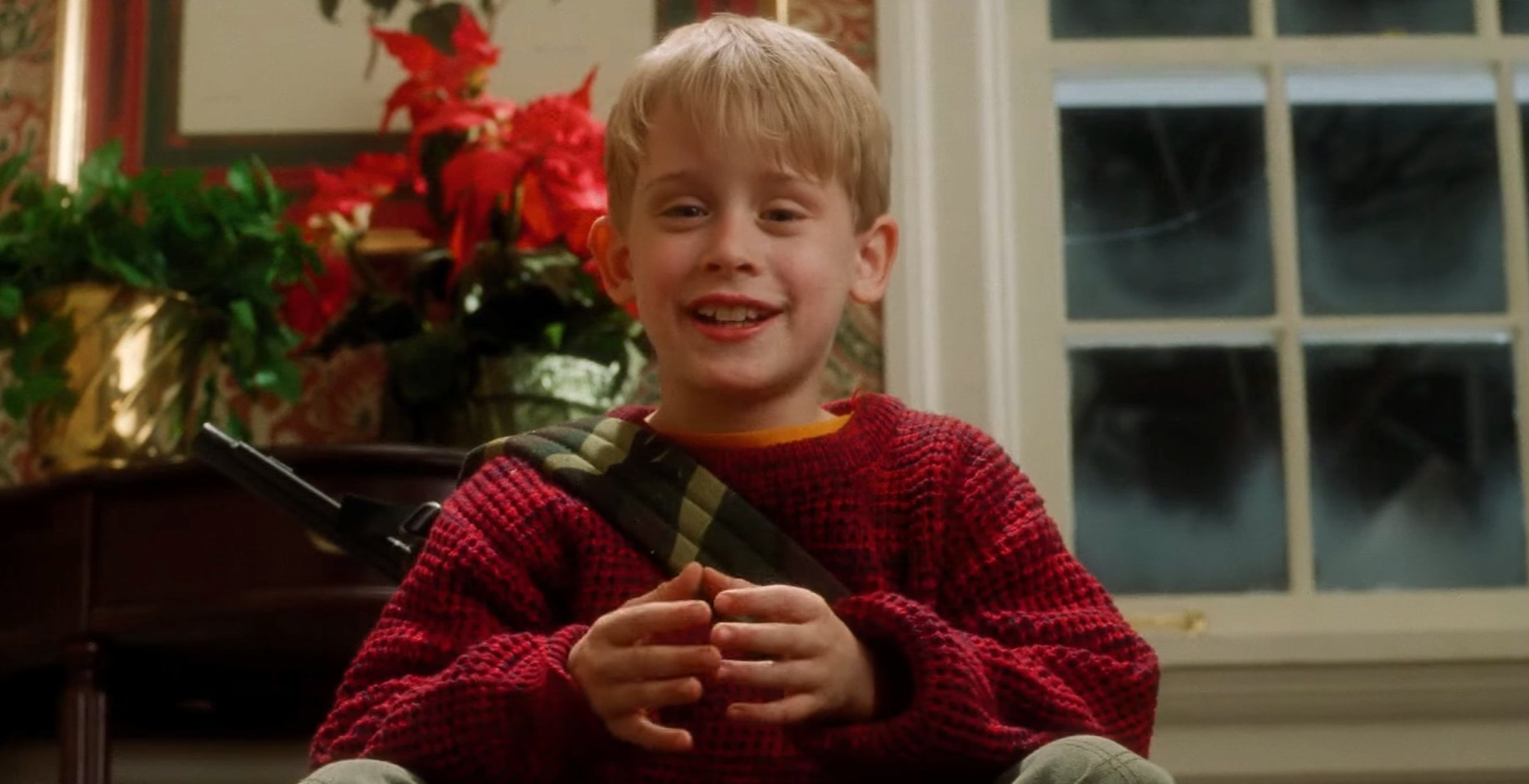 Christmas Pop up Cinema- Home Alone