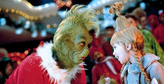 Christmas Pop up Cinema- How the Grinch Stole Christmas