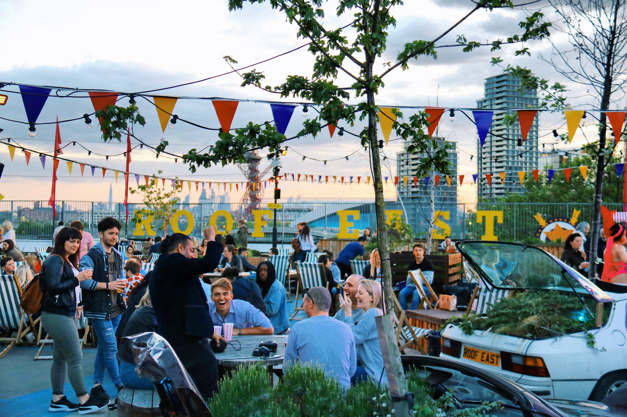 30 Of The Best Rooftop Bars in London | Beautiful Views | DesignMyNight