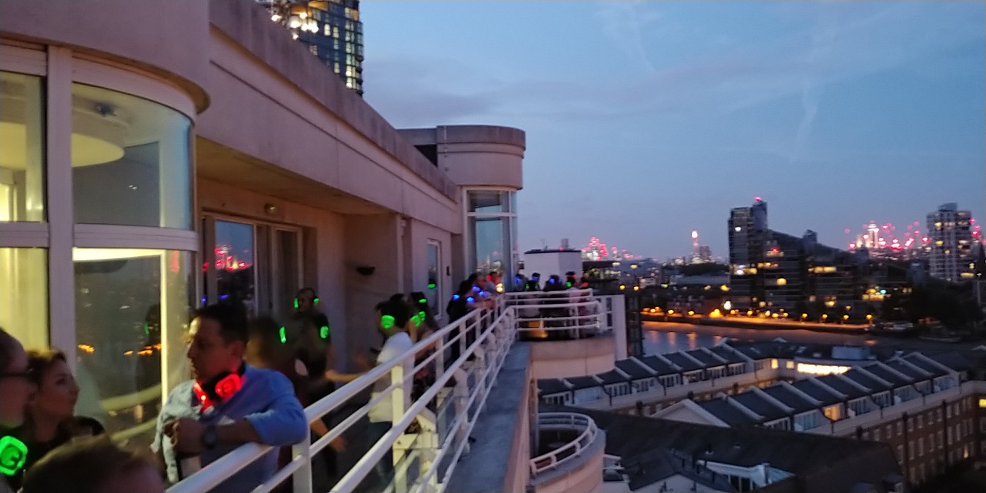 SILENT DISCO X RETRO GAMING: A Rooftop Party