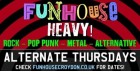 FunHouse Heavy - Ball Pit Ticket & Free Cocktail