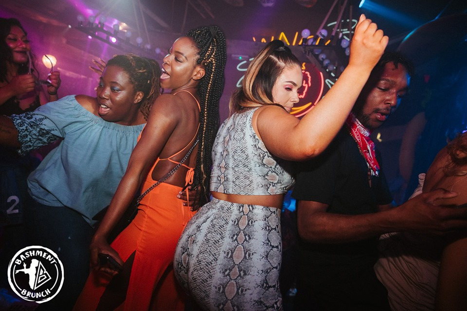 Bashment Brunch 5th October 2019