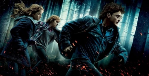 THE BOTTOMLESS CINEMA PRESENT: HARRY POTTER & THE DEATHLY HALLOWS PART 1 - MANCHESTER