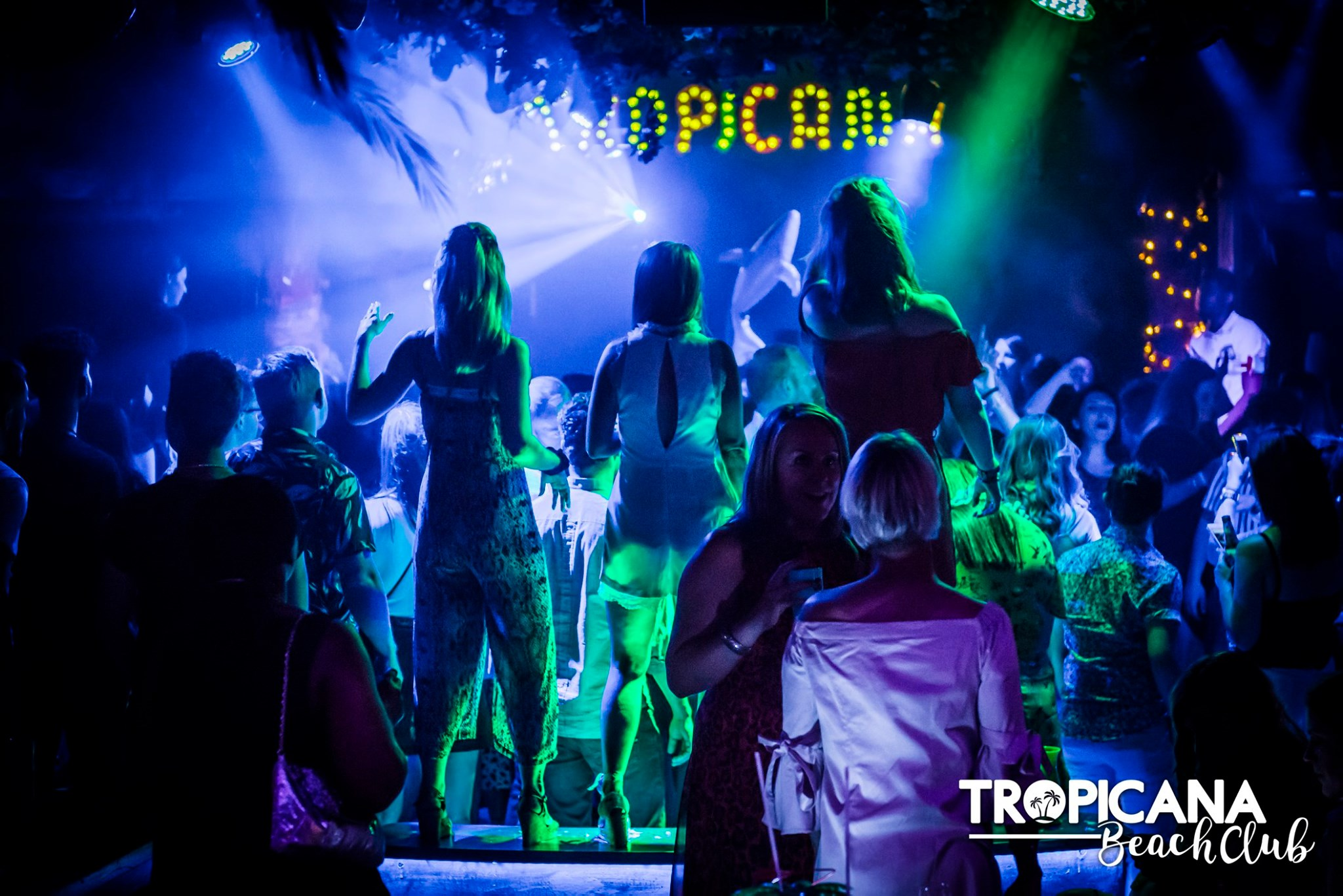 The Tropicana Cabaret Show - SATURDAYS