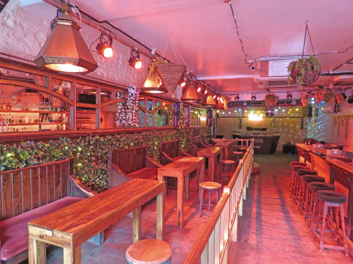 Catch Bar Shoreditch | London Bar Reviews | DesignMyNight